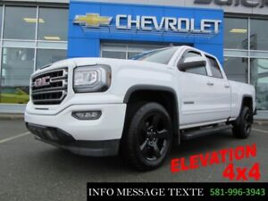 2017 GMC SIERRA 1500 4WD DOUBLE CAB ELEVATION