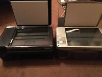All in One Excellent Condition HP Printers x2