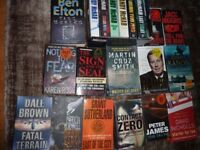 20 mixed action books