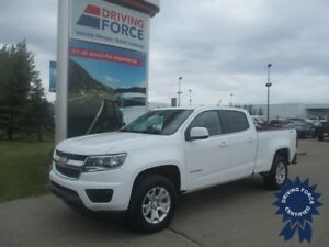 2016 Chevrolet Colorado LT Crew Cab 4X4 w/6.1' Box, 3.6L V6 Gas