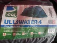 Ullswater freedom trail 4 man tent