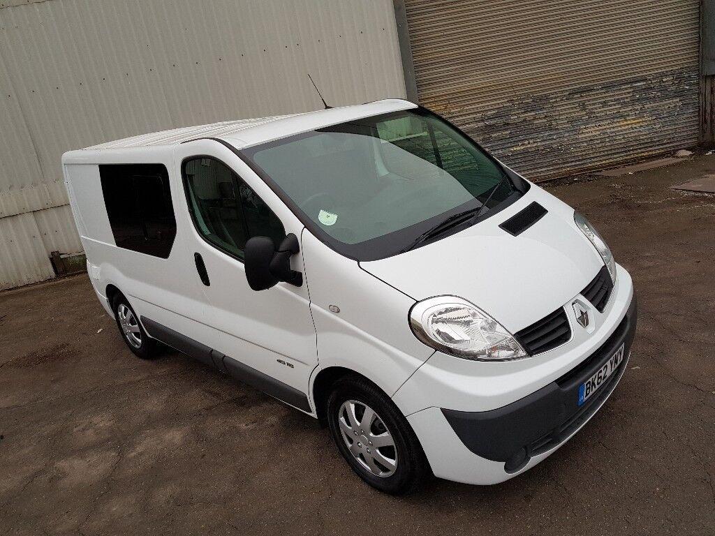 2013 62 Renault Trafic SWB Campervan Brand New Conversion No VAT Not Vivaro