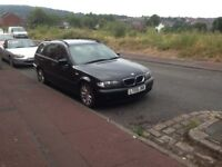 For sale bmw 320cd touring dizal 2005.bargain £1095.px welcome