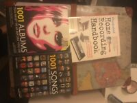 Music book, albums and song to listen to before you die