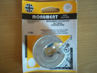 Monument Tools Pipe Cutter 15mm & 22mm