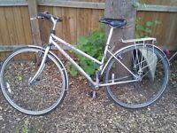Woman's Raleigh bike for sale