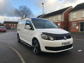 2014 Vw Caddy Maxi QUICK SALE £6250 no vat and no offers