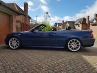 2004 BMW 325Ci M Sport Convertible Automatic