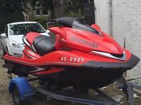 Kawasaki ultra 250 supercharger jetski