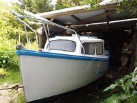 16 ft fishing boat