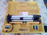 Parkside Laser 670 Spirit Level Kit