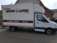 Man with a van / Removals / Deliveries / Clearances