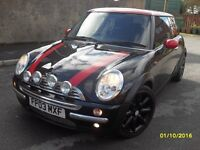 Mini Cooper 1.6 2003 only 79k Miles Lovely Example! SWAP - WHY