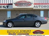 2011 Chevrolet Impala Dark Shadow Grey LT, Bluetooth, Remote Sta