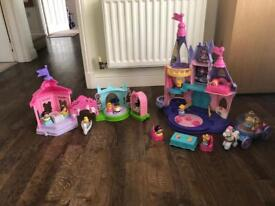 Fisher Price Little People Disney Princess