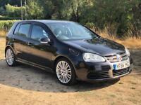 Volkswagen golf r32 3.2 v6 4motion mint condition dsg 2007