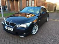 BMW 520D M SPORT LCI FACELIFT EDITION
