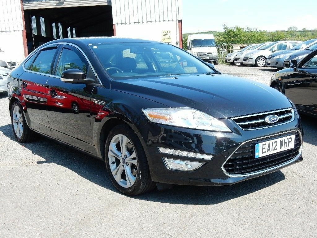 2012 ford mondeo titanium 1.6 tdci low miles, lovely example, full service  history motd may 2019