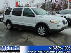 2007 Pontiac Montana SV6 AS IS-WHEELCHAIR ACCESSIBLE