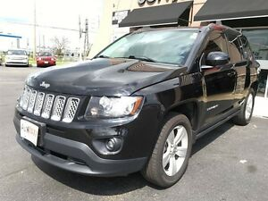 2014 JEEP COMPASS North- SUNROOF, HEATED SEATS, REMOTE START, AL