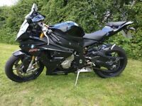 BMW S1000RR Sport 2013 with 3600 miles IMMACULATE