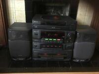 AIWA Z-M2600 compact disc stereo system