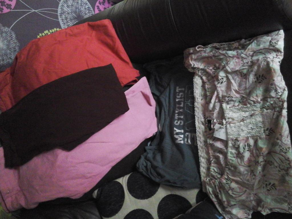ladies clothes size 14 some worn once some new