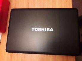i3 Toshiba Satellite Laptop Sale
