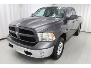 2016 Ram 1500 OUTDOORSMAN, HITCH, CAMÉRA, QUAD, BLUETOOTH