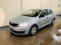 Skoda rapid E 1.6 in immaculate condition 1 owner 1 years mot full service history £30 road tax