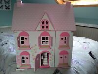 Mothercare dolls house