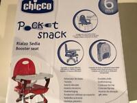 Booster dining seat