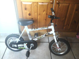 Ralieigh Boys Zapper Space Cruiser Bike