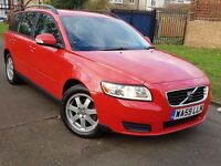 Volvo V50 1.6 S 5dr, FSH, Superb Condition, Free Warranty, Finance Available