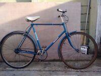 Vintage Raleigh singlespeed bike