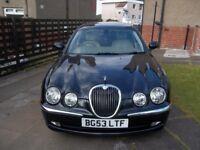 jaguar s-type v6 se auto 2.496 cc 2003 petrol