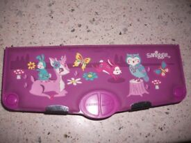 *Brand New* Fruit Smelling Smiggle Pencil Case With School Accessories