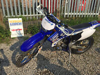Yamaha WR 450 F, 2003, Scorpion can, 12 months M.O.T, Enduro, Delivery, Finance