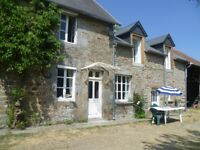 Lovely Normandy Farmhouse to let