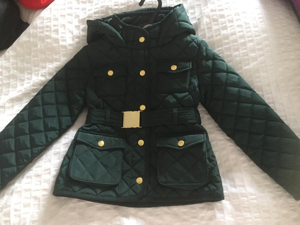 New coat - marks and spencer - age 5-6