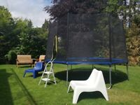 Trampoline 12ft - Charles Bentley - Perfect condition