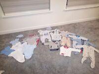 Baby boy bundle. Size 0-3 months