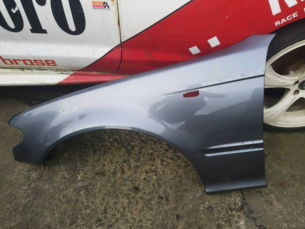 BMW E46 SALOON 4 DOOR TOURING PASSENGER SIDE FRONT FACELIFT WING NEW
