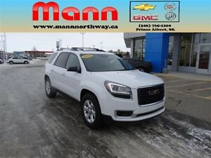 2016 GMC Acadia SLE2 - Sunroof, Remote start, Cruise control, Re