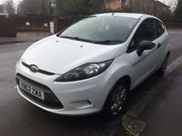62 Plate (2012) Ford Fiesta 1.4 TDCI - 1 Owner From New - Full Service History