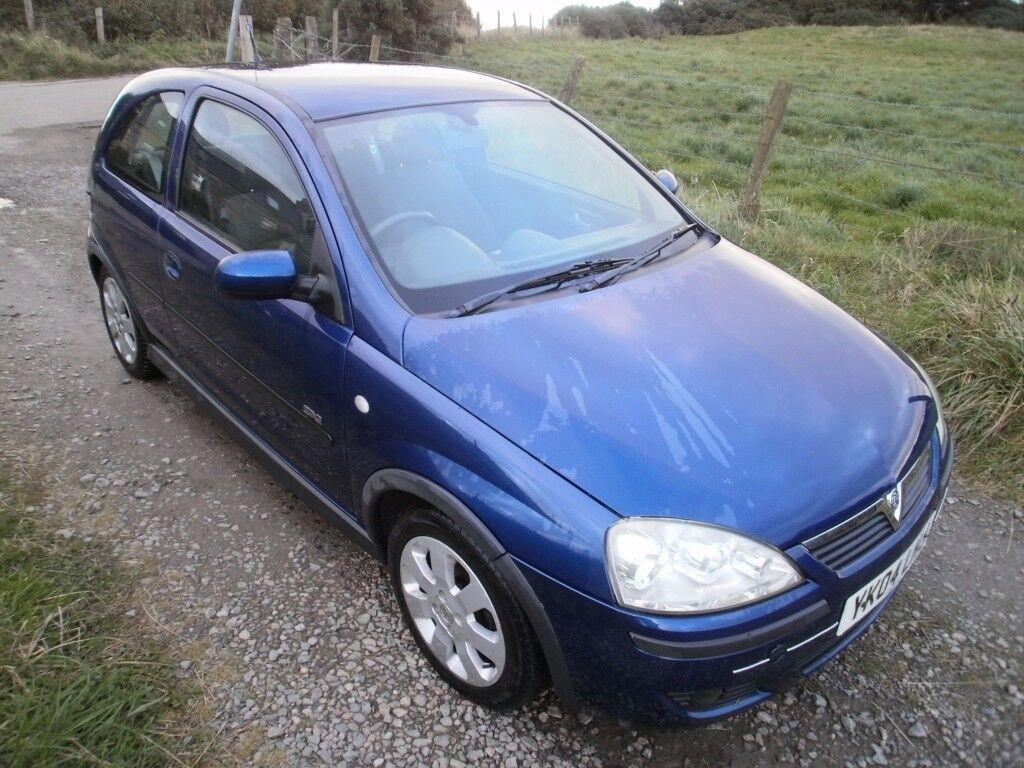 Vauxhall Corsa,1.2, 64,000 miles, Very clean, new MOT