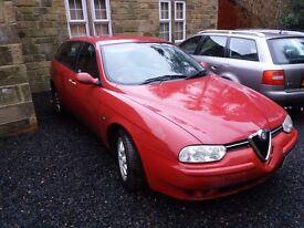 Alfa Romeo 156 JTD Touring Estate Low mileage