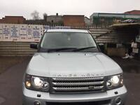 "Range Rover sport TDV8 2008 "" FULLY LOADED """" may px"