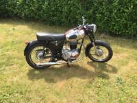 1960 Matchless 350 Single
