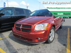 2008 Dodge Caliber SXT * NEED A STARTER VEHICLE TO FIX YOUR CRED London Ontario image 1